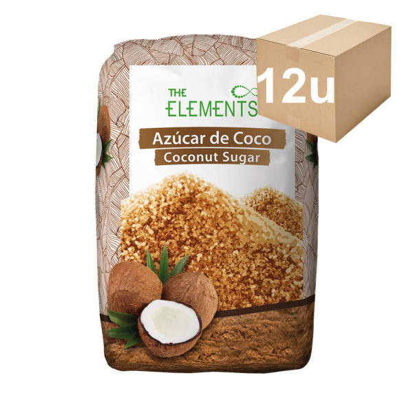 azúcar de coco the elements