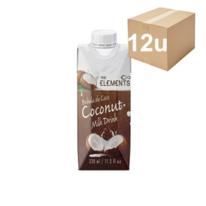 bebida de coco the elements 330ml