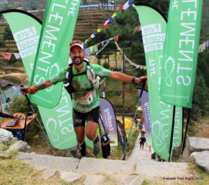 jordi gamito everest trail race