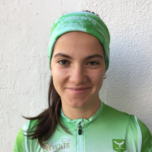 the elements junior team lidia criballes