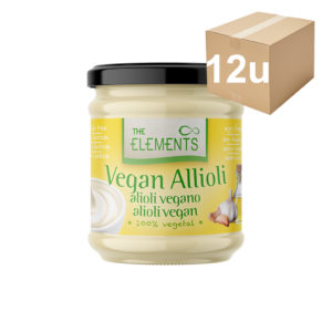 alioli vegano the elements 12u