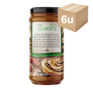 crema de sesamo datiles the elements 6u