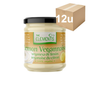 veganesa limon the elements 12u